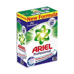 Ariel Professional Lessive en poudre - Baril 110 doses