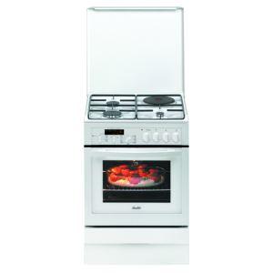 Sauter SCM1065 - Cuisinière mixte 3 brûleurs et four électrique