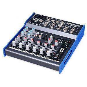 Pronomic M-1002UD Usb mini table de mixage