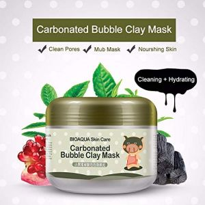 Bioaqua Skin Care Carbonated Bubble Clay Mask