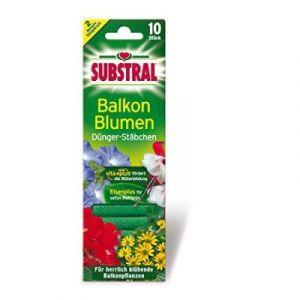 Substral Bâtons D'Engrais Pour Plantes De Balcon Pack De 10