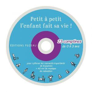 Fuzeau PETIT A PETIT L'ENFANT FAIT SA VIE - LIVRE + CD + INSTRUMENTS
