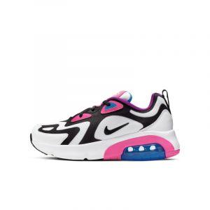 Nike Chaussure Air Max 200 pour Enfant plus âgé - Blanc - Taille 38.5 - Unisex