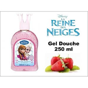 The beauty care company Gel douche La Reine des neiges