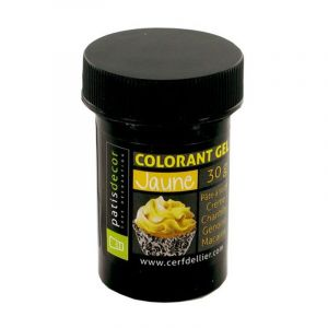 Patisdécor Colorant gel jaune
