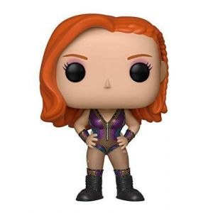 Funko Figurines Pop Vinyle: WWE-Becky Lynch Collection, 41941, Multicolore