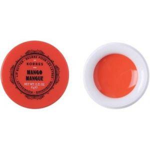 Korres Lip Butter Pot Mango - 6 g