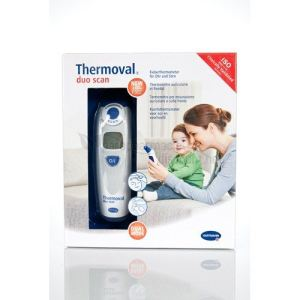 Hartmann Thermoval Duo Scan - Thermomètre électronique