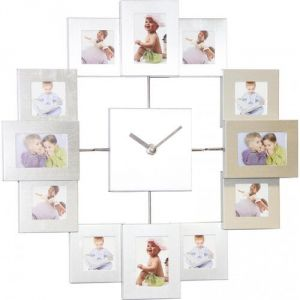 Present time Karlsson - Horloge murale photos