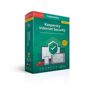 Internet Security 2020 - Mise à jour 3 postes / 1 an [Mac OS, Windows]