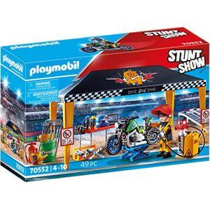 Playmobil 70552 - Stuntshow atelier de réparation