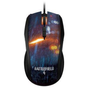 Razer Taipan Battlefield 4 - Souris à double capteur laser/optique 8200dpi pour gamer