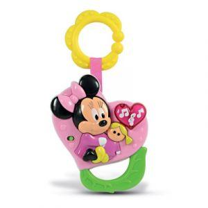 Clementoni Hochet électronique Coeur Baby Minnie