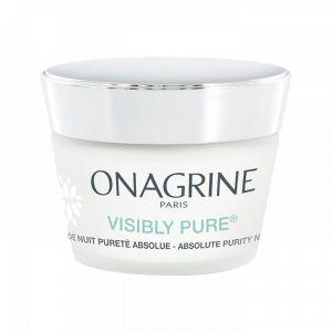 Onagrine Visibly Pure - Crème de nuit pureté absolue