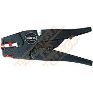 Knipex Pince à dénuder auto-ajustable 200 mm