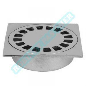 Lazer SIPHON DE SOL VERTICAL CHROME 100X100 T40LAZER 240110