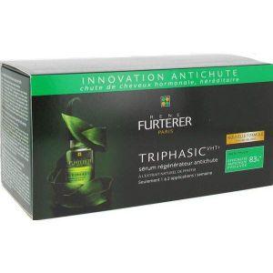 Furterer Triphasic VHT ATP Intensif - Sérum régénérateur antichute
