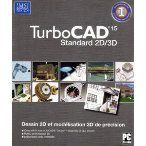 TurboCAD 15 Standard [Windows]