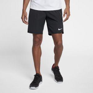 Nike Short de tennis Court Flex Ace 23 cm pour Homme - Noir - Taille L - Homme