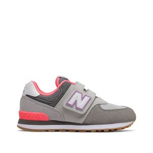 New Balance Baskets 574 Gris/Rose - Taille 28;29;30;31;32;33;34 1/2;35