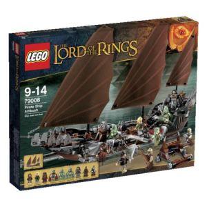 Lego 79008 - Le seigneur des anneaux : L'embuscade du bateau pirate