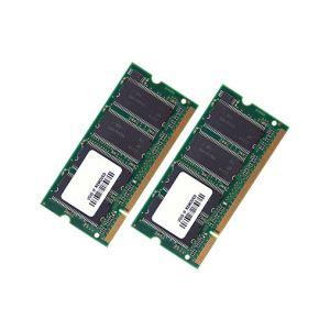 Macway MEMMWY0025D - Barrettes mémoire 2 x 2 Go DDR3 1066 MHz 204 broches