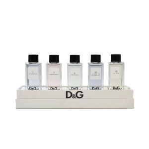 Dolce & Gabbana My Collection - Coffret de 5 miniatures pour homme