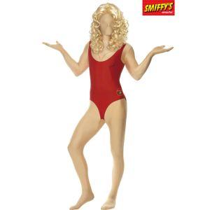 Smiffy's Déguisement seconde peau Pamela à Malibu (taille M ou L)