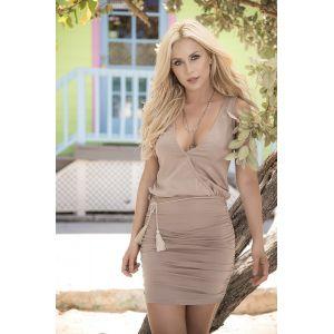 Mapalé Nuisette Dress mocha 4992