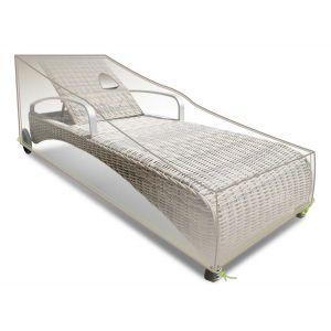 Housse de protection pour bain de soleil Luxe