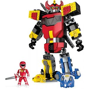 Mega Bloks DPK78- Mage construx Power Rangers Mighty Morphin Megazord