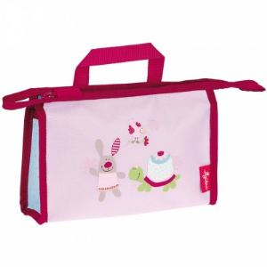Sigikid Trousse de toilette 3 happy friends