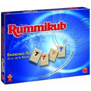 """Jumbo Extension de jeu """"Rummikub"""" langue allemande"""