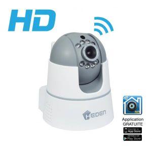 Heden CAMHD04MD0 - Caméra IP VisionCam HD