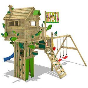 Wickey Smart Treetop - Aire de jeux
