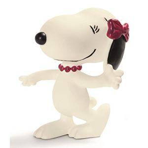 Schleich Snoopy Belle - Figurine Peanuts 5 cm