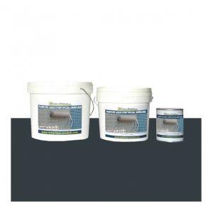 Matpro Peinture Laque Epoxy Spécial Carrelage Gris Anthracite - 2.5 Kg