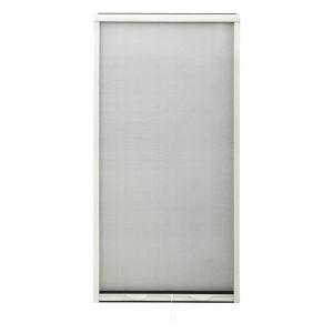 VidaXL Moustiquaire à rouleau pour fenêtres Blanc 70x150 cm