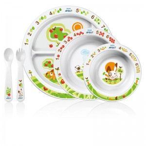 Philips Avent SCF716/00 - Coffret repas pour enfant de 6 mois et +
