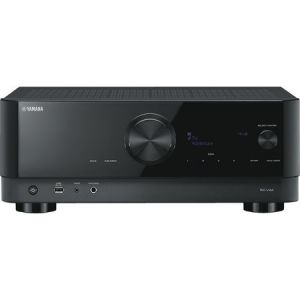 Yamaha MusicCast RX-V4A Noir - Ampli Home Cinema