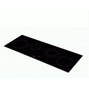 Novy 1002 - Table de cuisson vitrocéramique 4 foyers