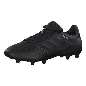 Adidas Copa 18.3 FG, Chaussures de Football Homme, Noir (Negbás/Ftwbla 000), 45 1/3 EU