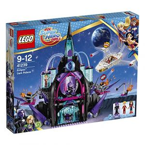 Lego 41239 - DC Super Hero Girls : Le Palais maléfique d'Eclipso