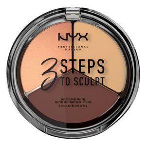 NYX Cosmetics 3 Steps to sculpt 5 g