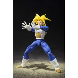 Bandai Figurine Dragon Ball Z Trunks Ssj Sh Figuarts Shf (14 cm)