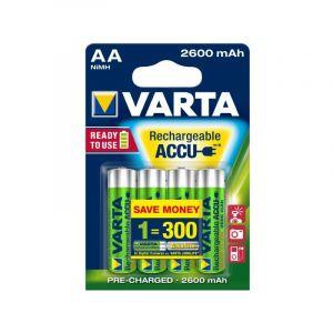 Varta Longlife Accu AA x4 1,2V