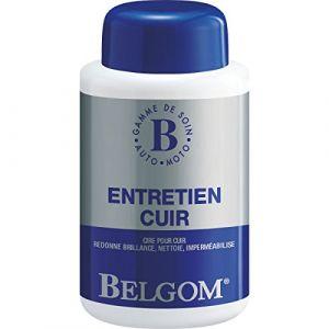 Belgom Cire entretien cuir 250 ml
