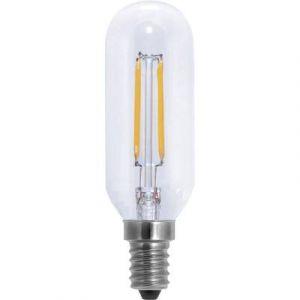 Segula Lampe LED tube E14 4,1W transp à int variable