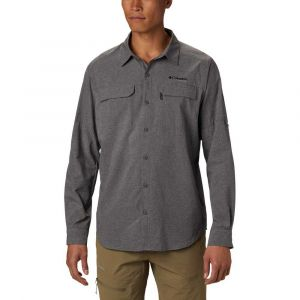 Columbia Irico Chemise manches longues Homme, city grey XL T-shirts techniques