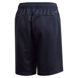 Adidas Pantalons Training Knit Linear 128 cm Legend Ink / White - Legend Ink / White - Taille 128 cm